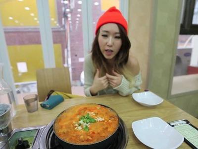 [HD] VLOG: Konkuk University, Korean food, My weird pants from Japan, etc.