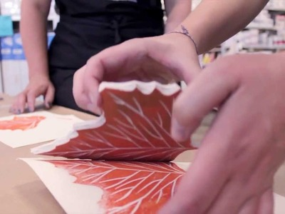 How To: Block Printing Basics featuring Julia Dilworth & Sharilyn Kuehnel