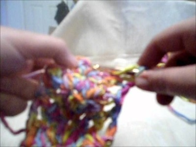 How-to Crochet a Thong Part 2
