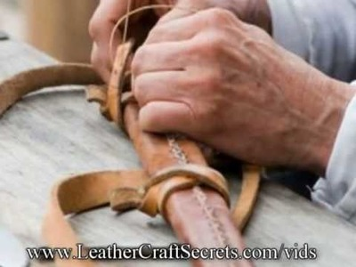 How To Find Specialty Fields in Leather Craft