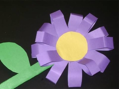 How to make a 3D toy flower - EP