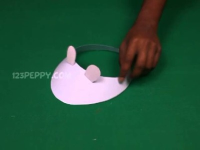 How to Make a Funny Frog Cap