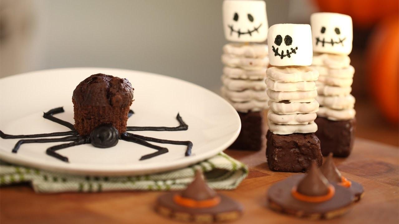 How to Make Spooky Halloween Snacks    KIN PARENTS