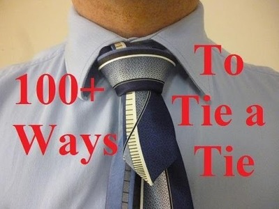 HOW TO TIE A TIE Bonney Knot