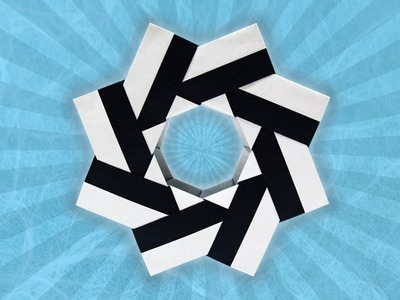 Origami Alpha Centauri Ring (Martin Sejer Andersen)
