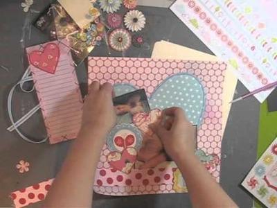 Scrapbooking Process: So Fairy Sweet
