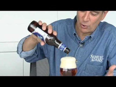 The A-B-C's of Beer-Tasting From Sam Adams' Founder