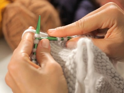 Circular Knitting Basics | Circular Knitting