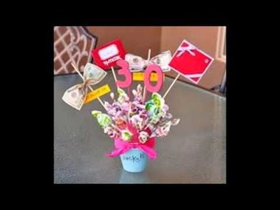 Ideas For Homemade Birthday Gifts