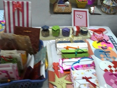 Paper Craft Exhibition