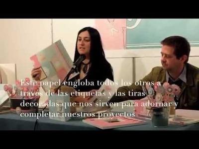 Presentacion papeles Desde el Corazon de