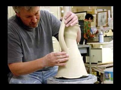 Steven Hill Workshop Slide Show - Lakeside Pottery, Ceramic School and Studio in Stamford, CT