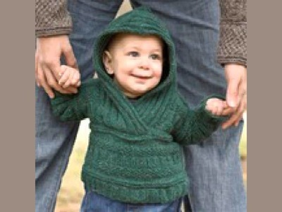 Free Baby Sweaters Knitting Patterns