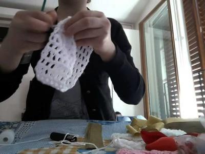 How to crochet baby headbands