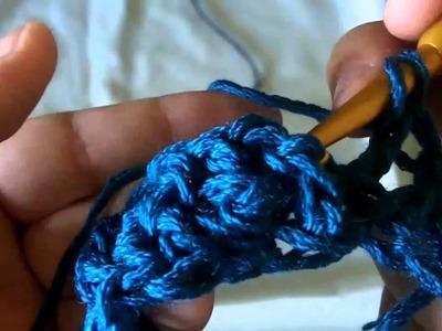 How to crochet Chiq Gloves
