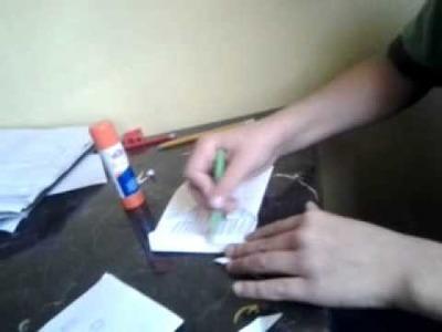 Make a papercraft buba fett man