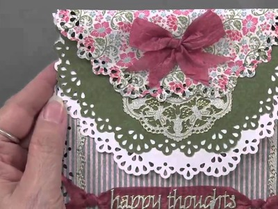 Mini 8 & 2 Edge Border Punches - Paper Wishes Weekly Webisodes