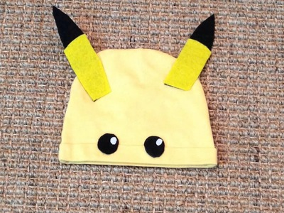 Pokemon Baby Halloween Costume DIY