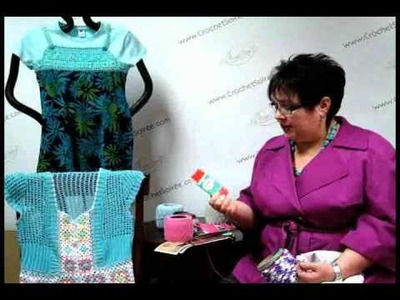 Tamara Gonzales Kicks Off Crochet Soiree's Launch Week With Crochet Embellishments