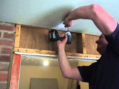 Tommy's Trade Secrets - How to Plasterboard a Ceiling