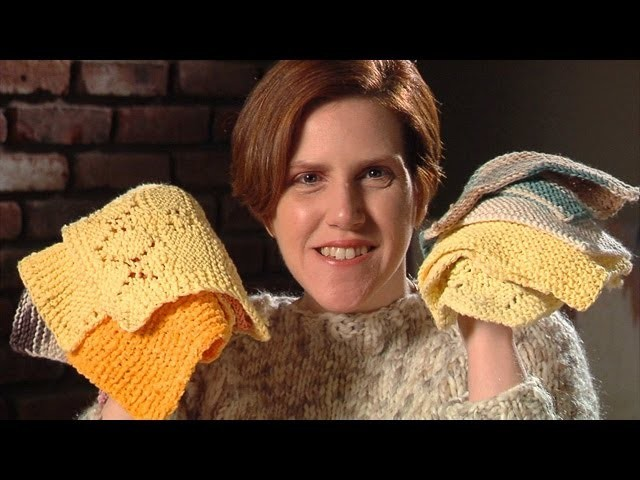 Which Yarn is Best for Knitted Dishcloths? A Face-Off! - lk2g-046