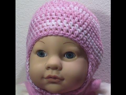 Baby Crochet Hat Ear Flaps Crochet Geek