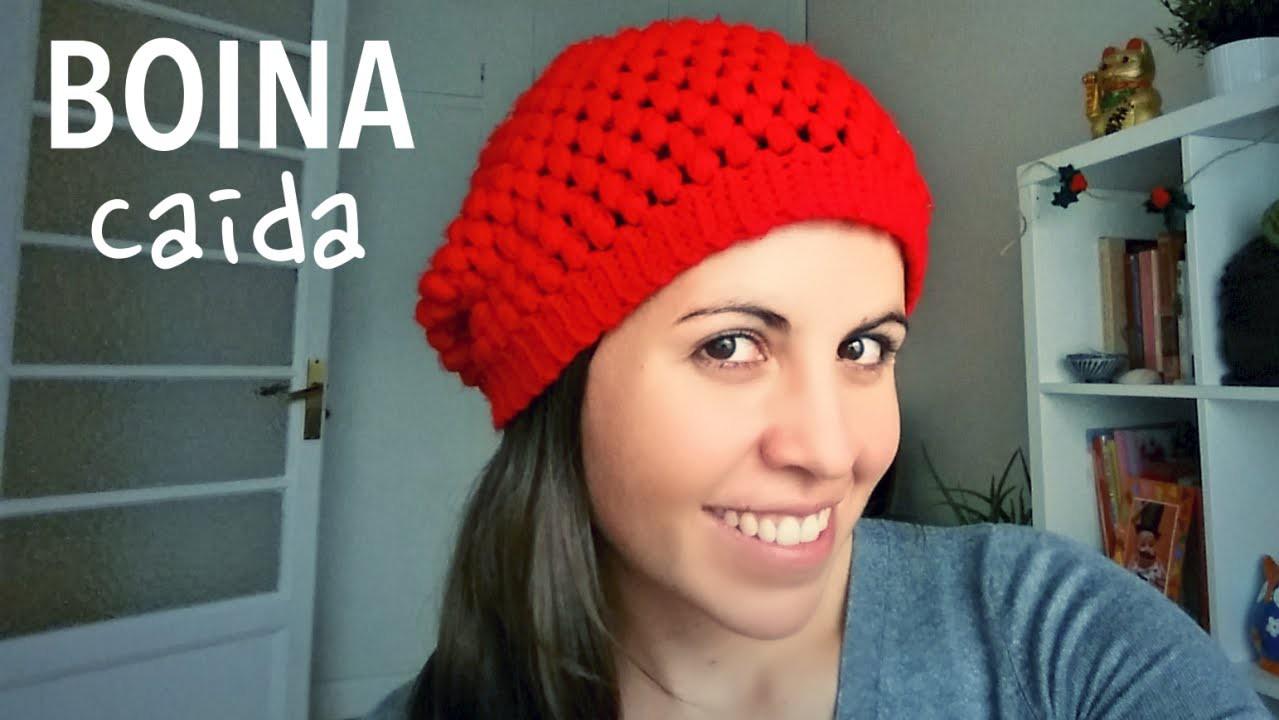 Cómo tejer una Boina Caída (Slouchy Beanie) a Crochet - ¡TUTORIAL ANIVERSARIO!