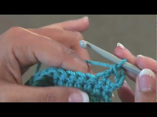 Cours de Crochet n°2 - Les points de base
