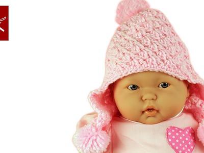 Crochet Baby Hat - Crochet Geek