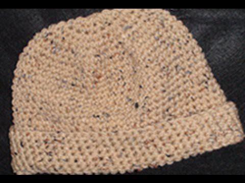 Crochet Beanie Hat - Crochet Geek