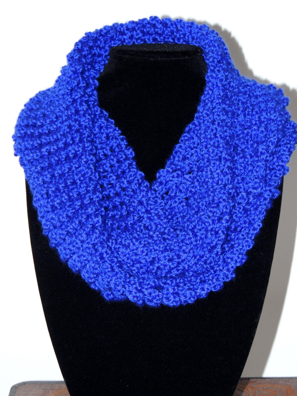 Crochet : Bufanda Tubo