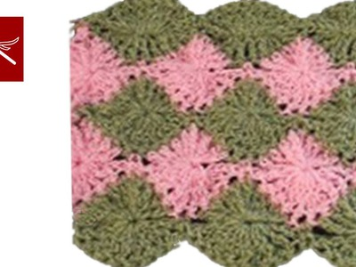 Crochet Catherine's Wheel Stitch - Crochet Geek
