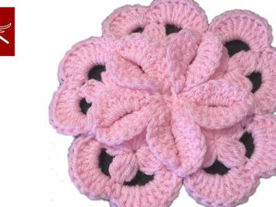 Crochet Origami Motif  Crochet Geek