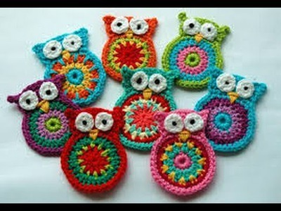 Crochet  Owl  Pattern Instruction