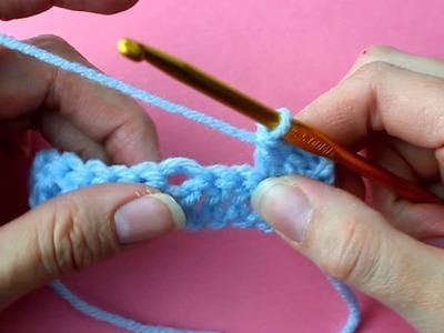 Crochet Shell Stitch - Crochet Guru Stitch Guide