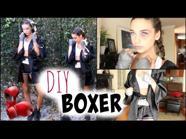 DIY Boxer Halloween Tutorial! ♡