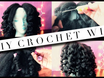 DIY Crochet Half Wig Tutorial | Cuban Twist Hair