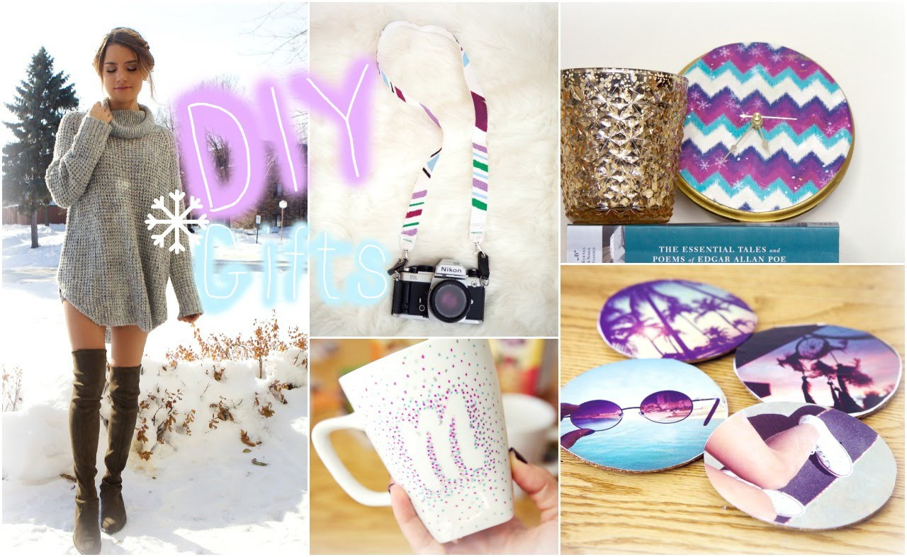 DIY Gift Ideas | Easy & Affordable!