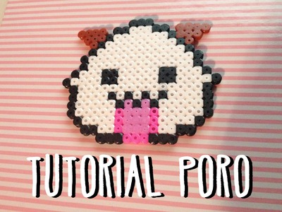 DIY PORO League Of Legends | Tutorial HAMA BEADS