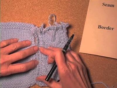 Edges in Knitting