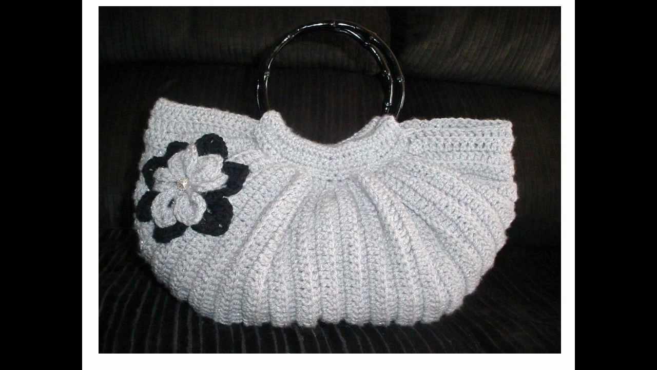 Free Pattern Fat Bottom Crochet Shiny Gray.wmv