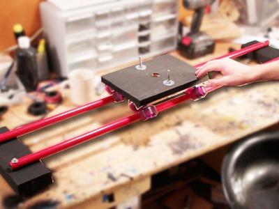 HOW TO: Build a $20 DIY Camera Slider.Dolly! (Parker's Tutorials)