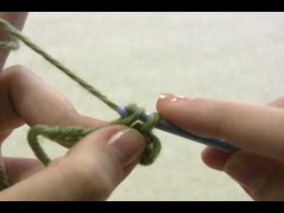 How to Crochet: Single Crochet (SC)