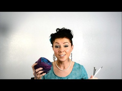 How to Knit - Absolute Beginner Knitting, Lesson 1 - Even if You're Clueless!