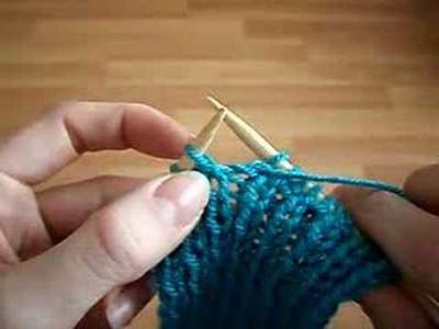 How to Knit: Changing Between Knit and Purl Stitches