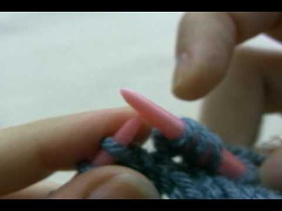How to Knit: Knit in Front and Back (KFB)