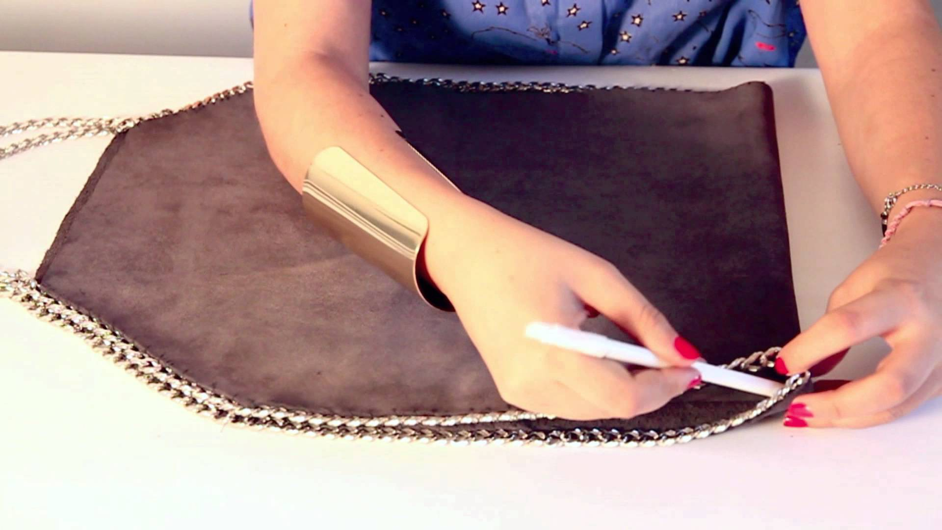 How to make a DIY Stella McCartney Falabella bag: Fashion Attack