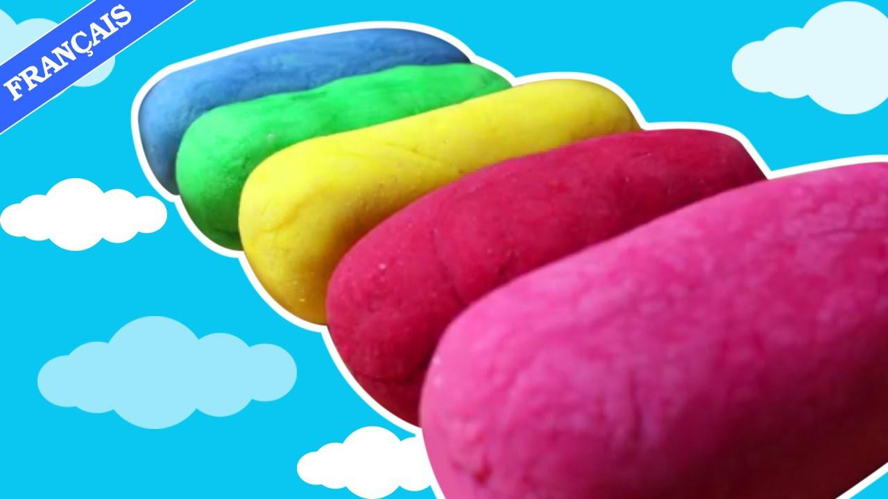 How to Make Play Doh | Play Dough DIY Tutorial | Comment Faire Pâte à Modeller Tutoriel