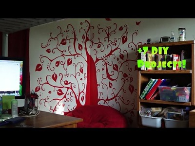 How to Redo your Room + 7 DIY Projects -HowToByJordan