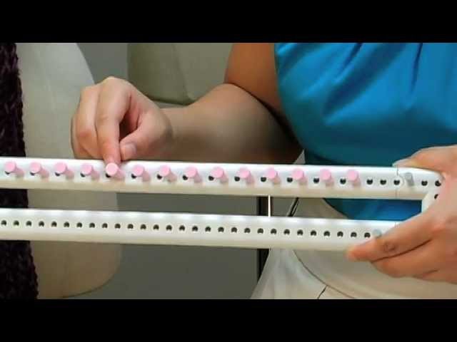Introducing the Martha Stewart Crafts Knit and Weave Loom Kit